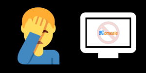 How to get access to Omegle again