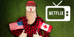 Watch US netflix in Canada